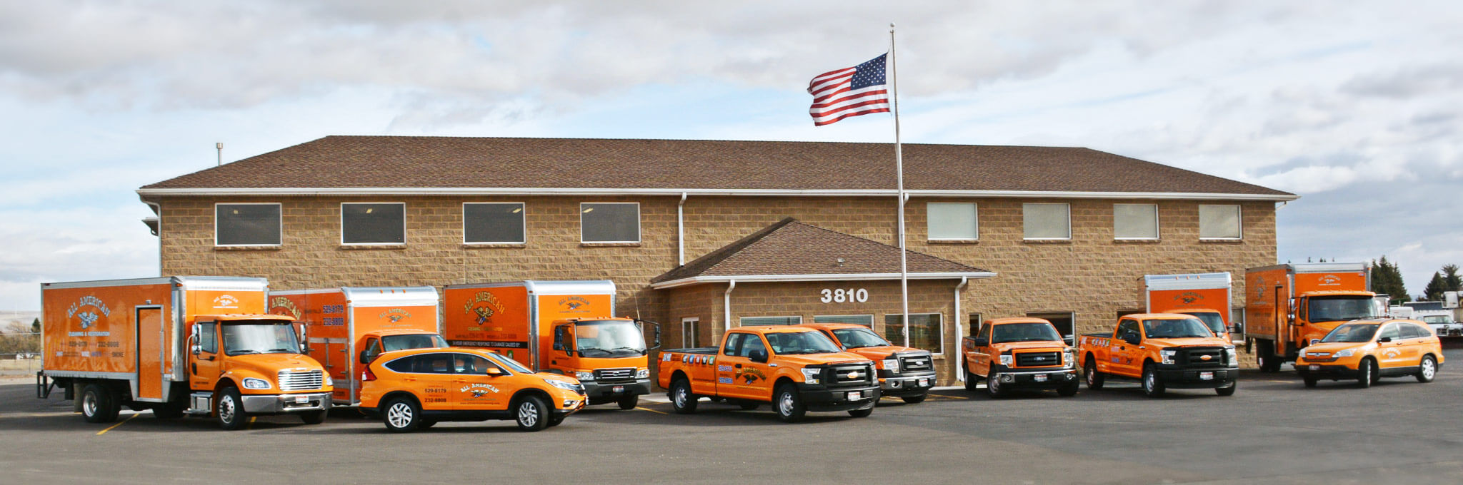 American Cleaning & Restoration Services in Southeast Idaho