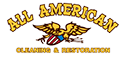 All American Cleaning and Restoration Small Logo