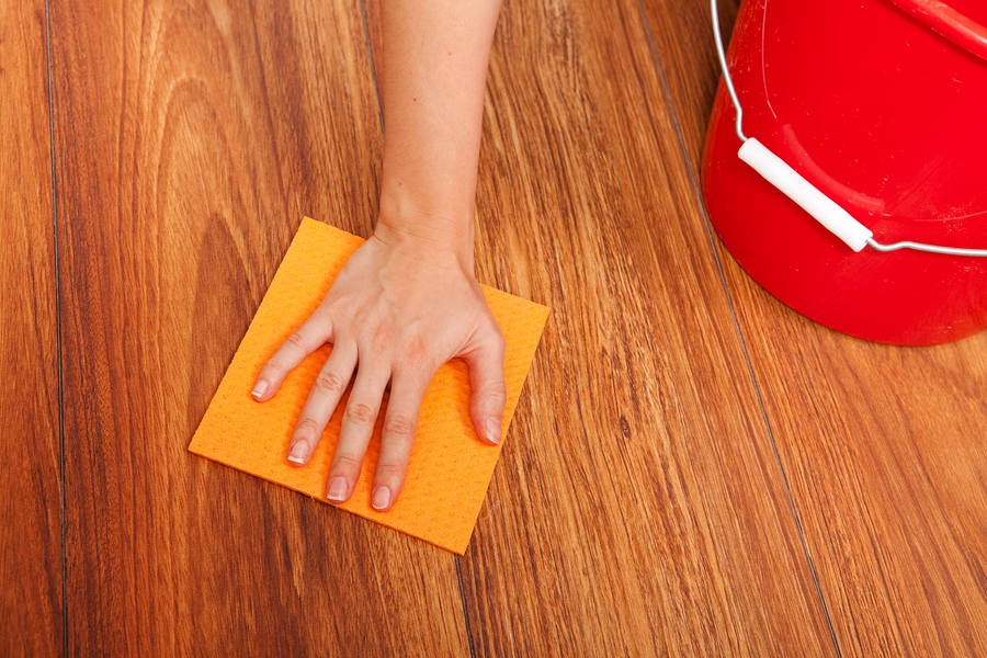 DIY Wood Floor Cleaning Basics