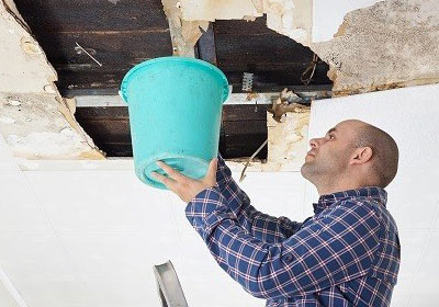 Cleaning Water Damage