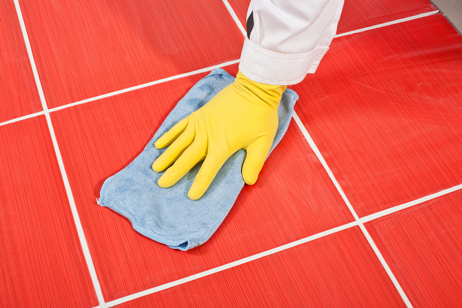 Tile and Grout Cleaning in Idaho