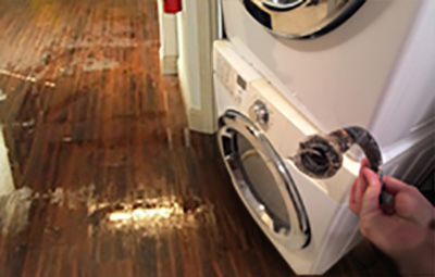 Common Causes of Water Damage Due to Washing Machines