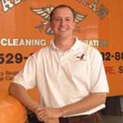 Bryan- Project Manager of All American Cleaning & Restoration