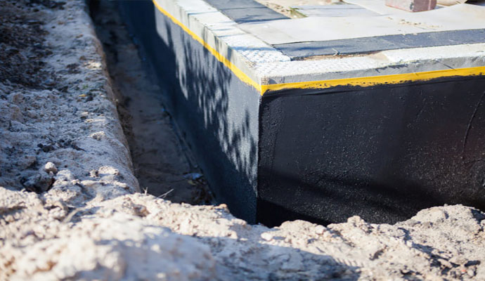 Professional Foundation Waterproofing
