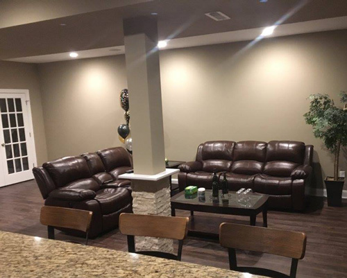 Professional Living Room Remodeling in Southeast Idaho
