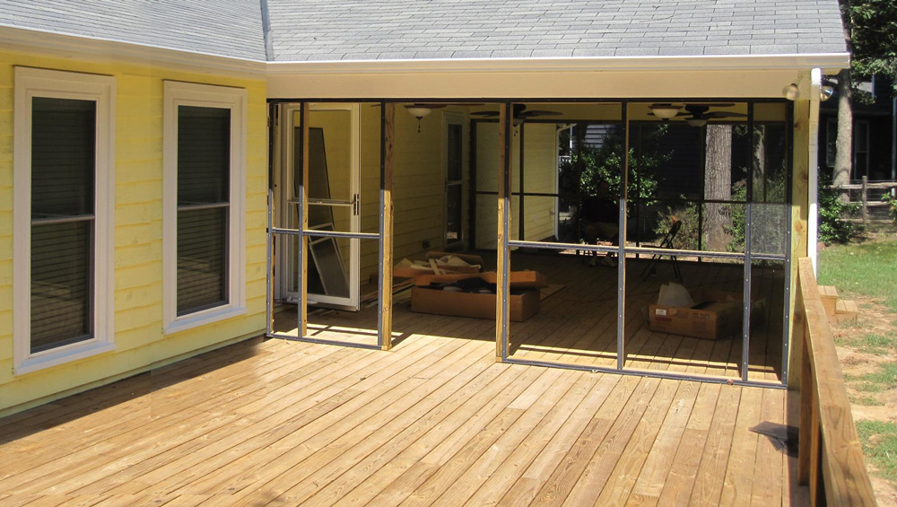 Patio Remodeling in Southeast Idaho
