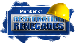 All American Cleaning and Restoration is a member of Restoration Renegades