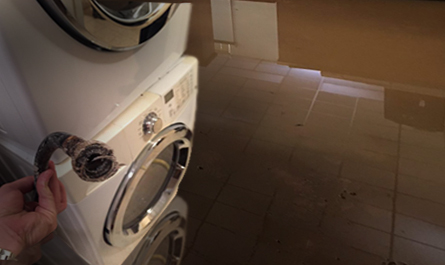 What to Do When Your Washer Line is Broken