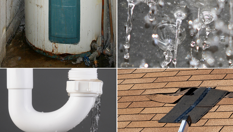 Water Damage Insurance Claims in Southeast Idaho