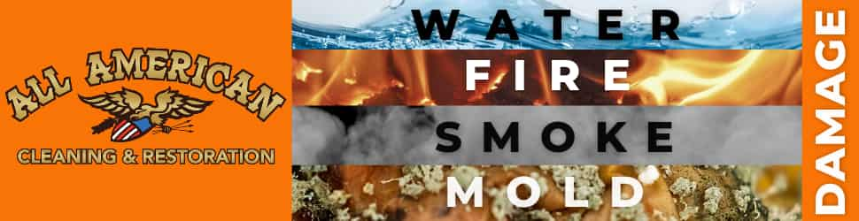 Water Fire Smoke Mold